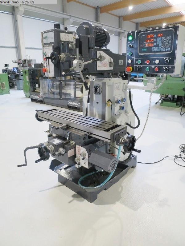 gebrauchte Fräsmaschinen Werkzeugfräsmaschine - Universal KAMI FKM 560 HSA II-1