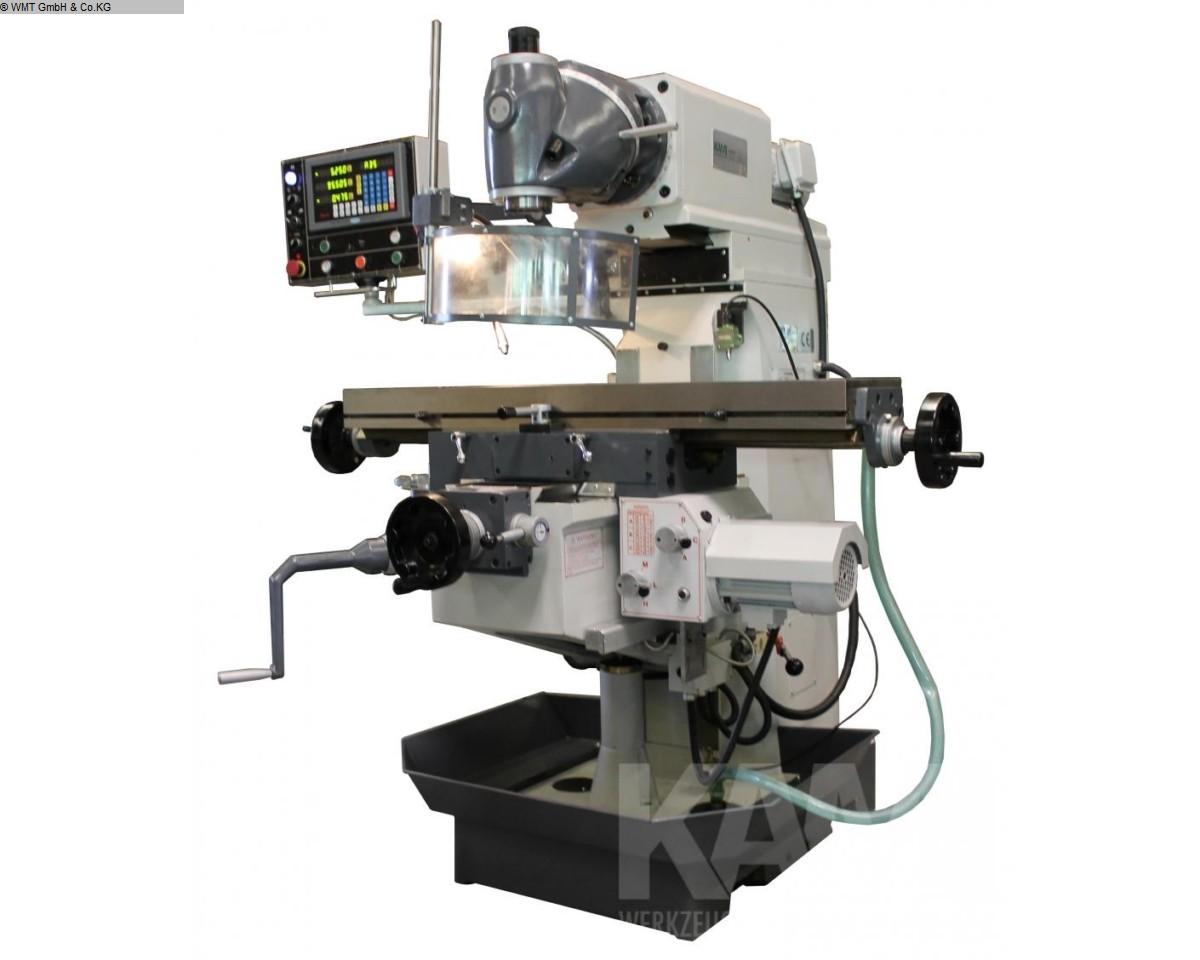 gebrauchte Fräsmaschinen Werkzeugfräsmaschine - Universal KAMI FKM 660 B-1