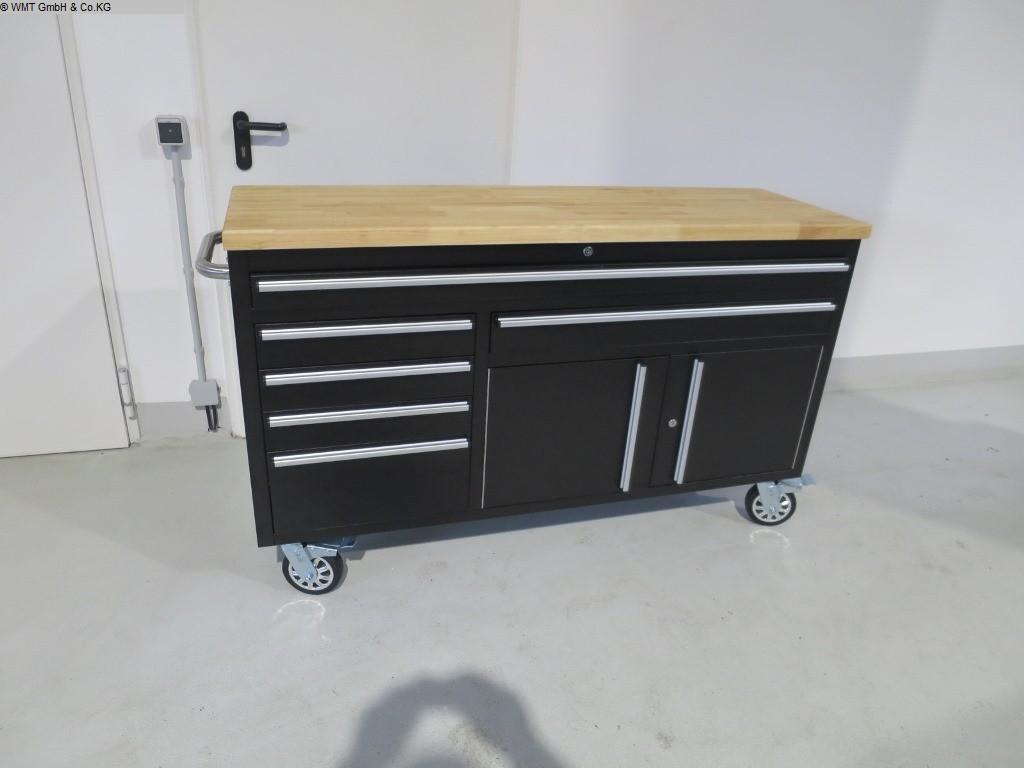 gebrauchte Werkstatteinrichtung / Betriebsausstattung Werkzeugwagen WMT WMT 150