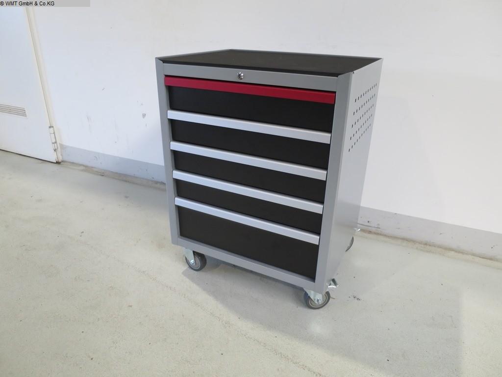 gebrauchte Werkstatteinrichtung / Betriebsausstattung Werkzeugwagen WMT WMT 5/5