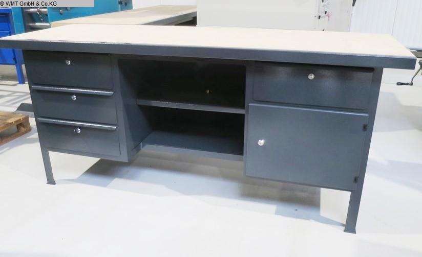 Używany sprzęt warsztatowy Stoły warsztatowe FALKEN Werkbank