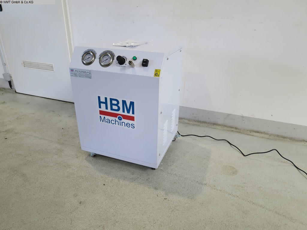 used Workshop equipment Compressors HBM Dental 30