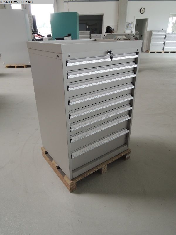used Workshop equipment Drawer cabinets WMT 6 - 72/80