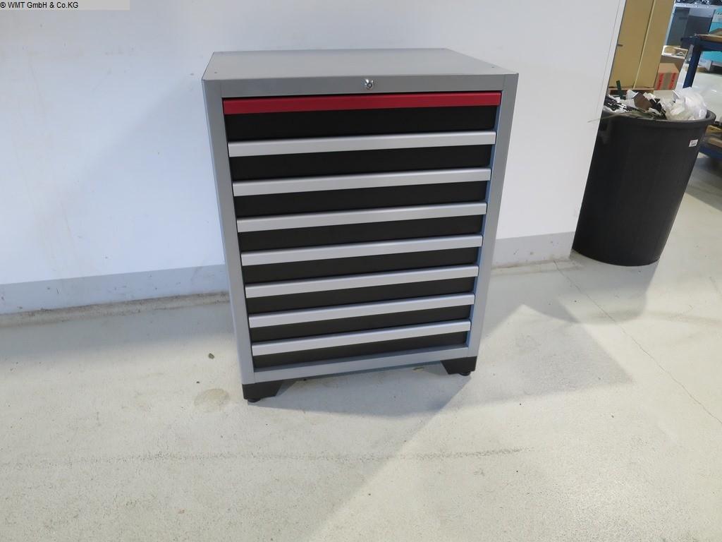 used Workshop equipment Drawer cabinets WMT 8 - 71/90