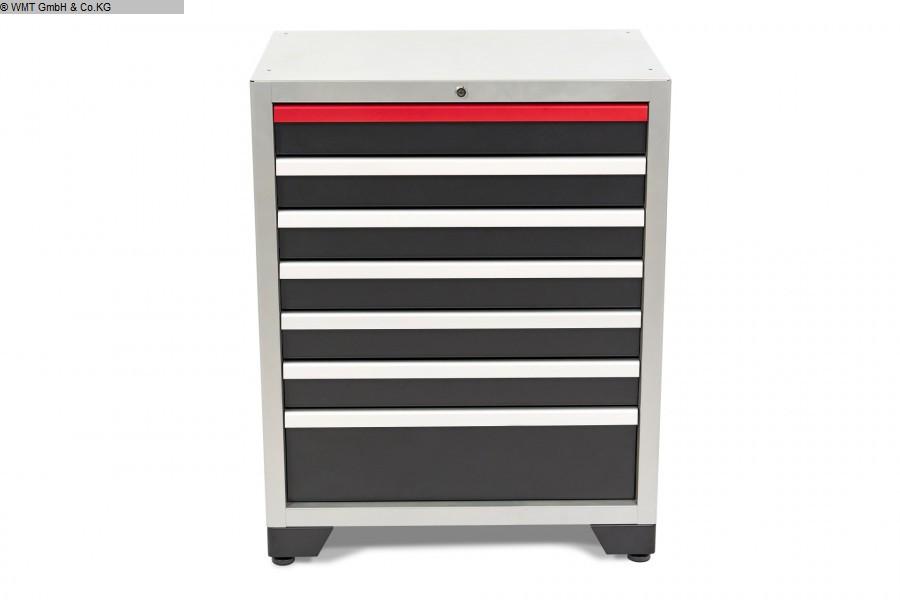 used Workshop equipment Drawer cabinets WMT 7 - 71/90