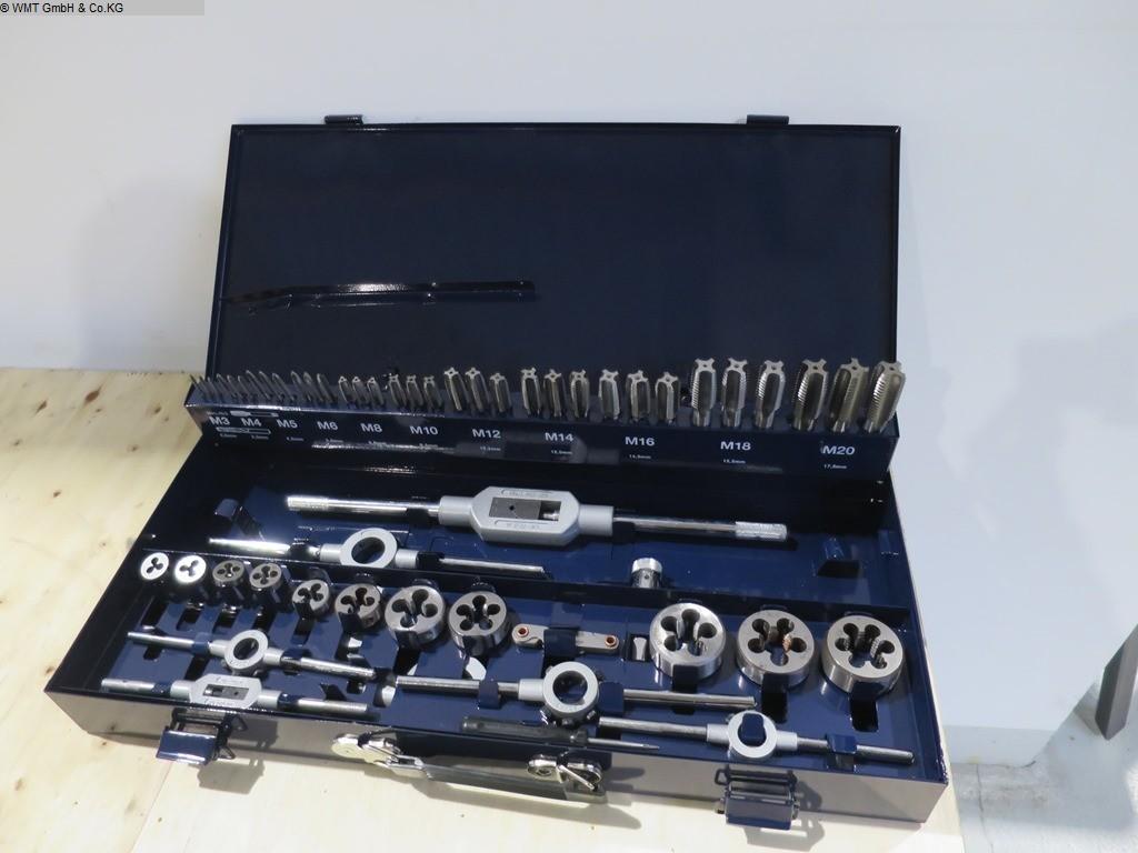 Atölye donanımları ikinci el araç Diğer WMT Gewinde-Set 56-teilig