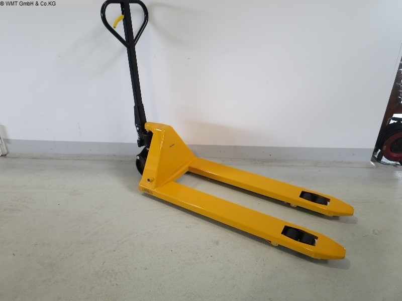 used pallet trucks by hand WMT OSE 2,5t - 1150