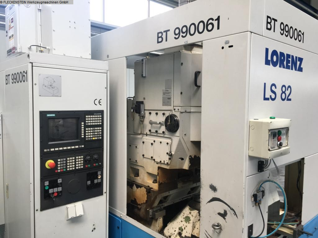 used  Gear Shaping Machine LORENZ LS 82