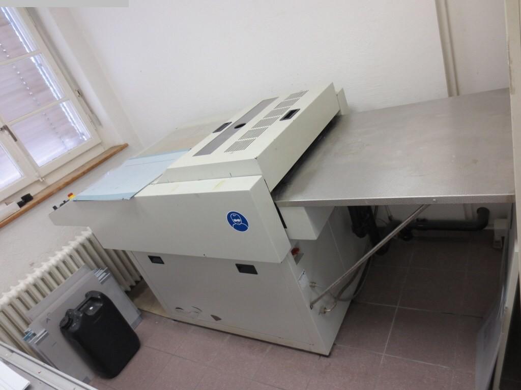 gebrauchte Maschine Plattenentwicklungsgerät POLYGRAPH 9100