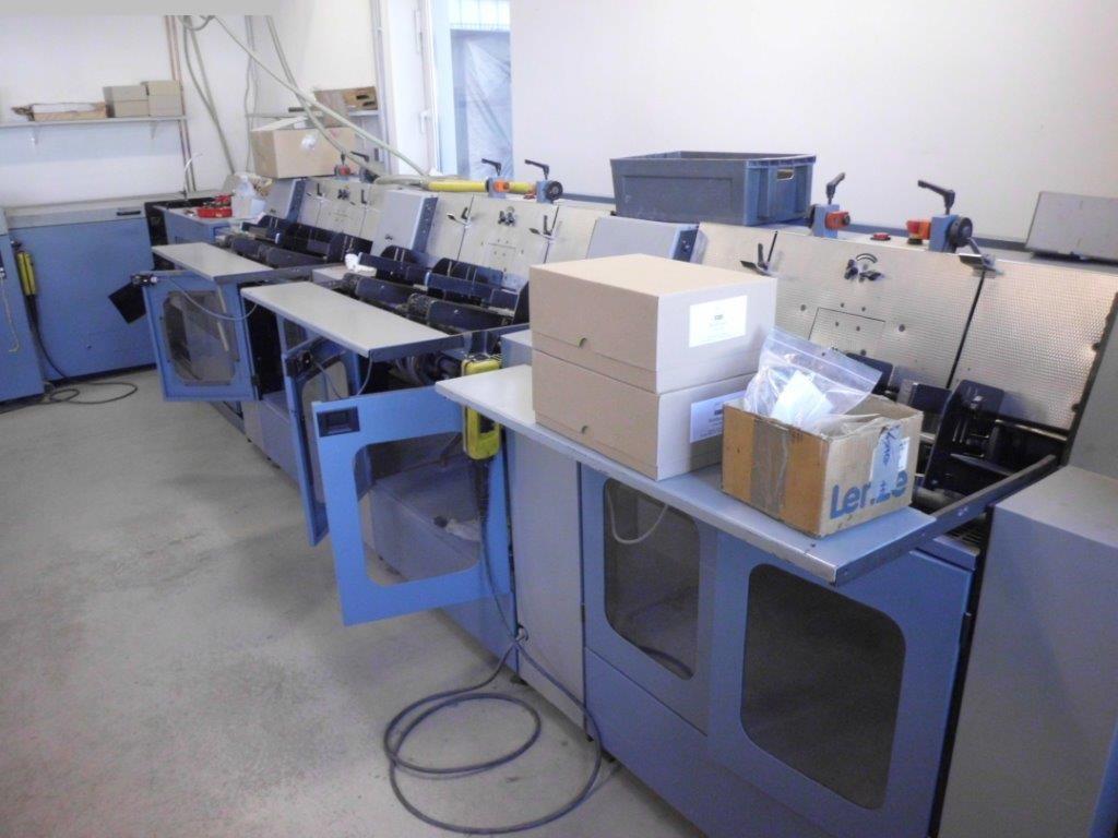 gebrauchte Maschine Sammelhefter STAHL ST 100