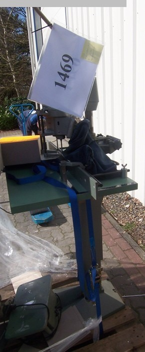 gebrauchte Maschine Papierbohrmaschine NAGEL Citoborma KOD