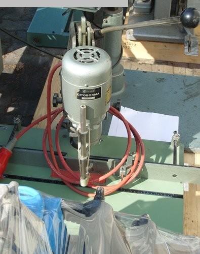 gebrauchte Maschine Papierbohrmaschine NAGEL Citoborma