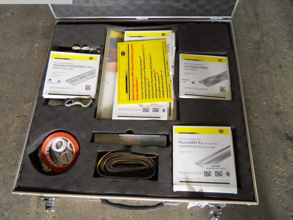 gebrauchte Maschine Sonstige Geräte und Zubehör HEIDELBERG Cito SM 52