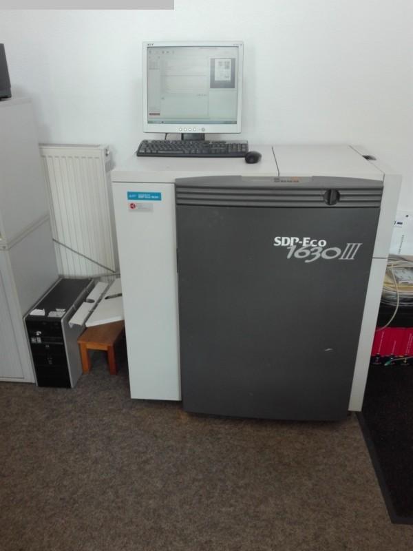 Preimpresión CTP MITSUBISHI SDP-ECO 1630 III usado