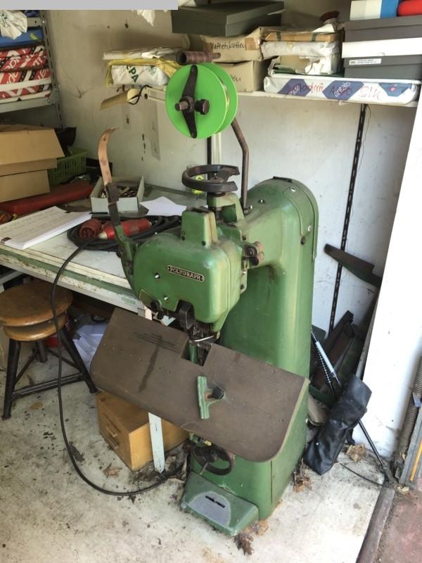 gebrauchte Druckereimaschinen Drahtheftmaschine BREHMER 703/1
