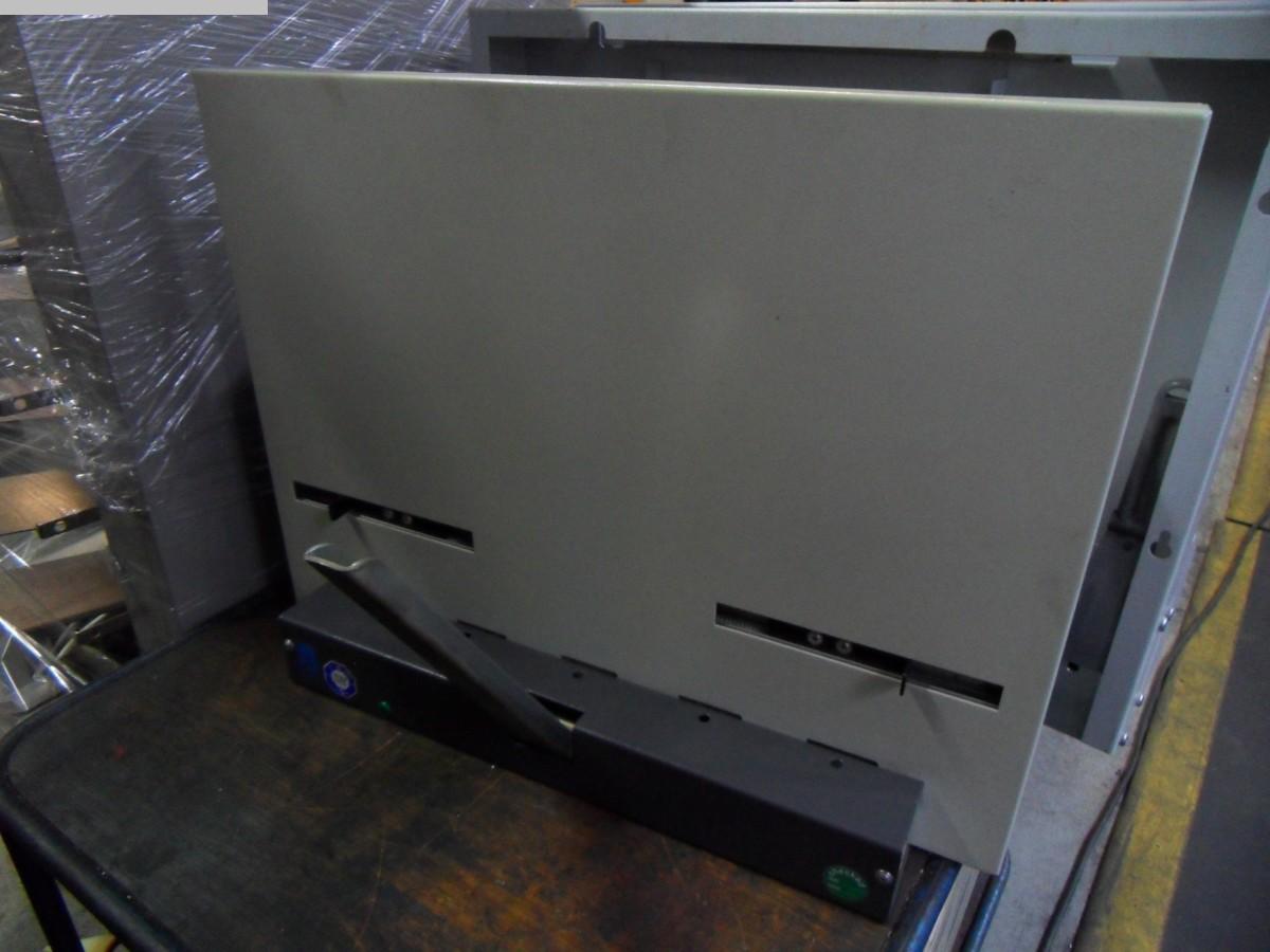 gebrauchte Druckmaschinenzubehör Plattenstanze und Plattenabkanter BEIL 220-GTO