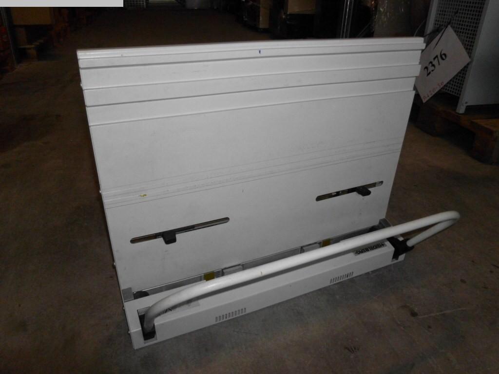 gebrauchte Druckmaschinenzubehör Plattenstanze und Plattenabkanter HEIDELBERG A1.090.9016/04
