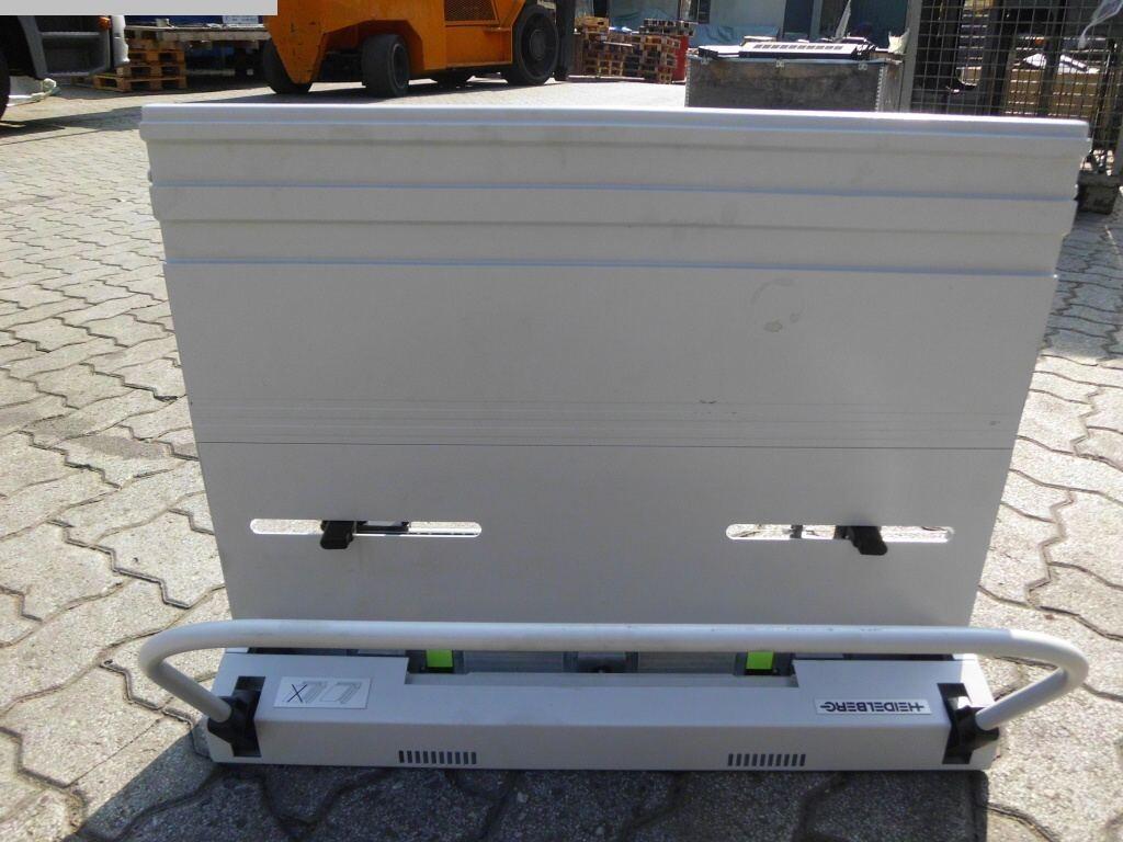 gebrauchte Druckmaschinenzubehör Plattenstanze und Plattenabkanter HEIDELBERG G2.090.9041/03