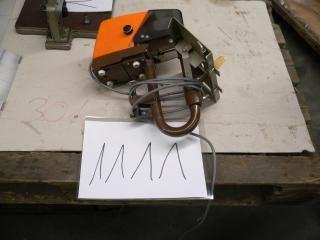 gebrauchte Weiterverarbeitung Klammerheftmaschine RAPID 66/8