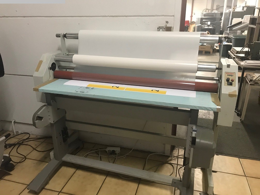 used Printing machine equipment Other equipment Attalus 1400 Cold Laminator
