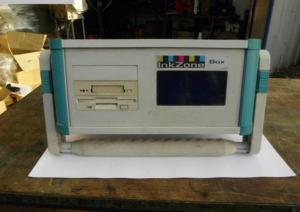 used Prepress Other equipment INK ZONE InkZone Box
