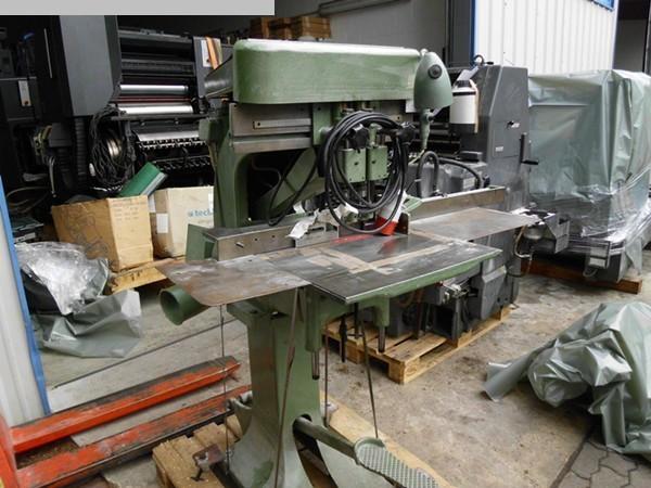 gebrauchte Weiterverarbeitung Papierbohrmaschine HANG 106DT