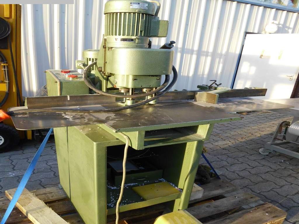 gebrauchte Weiterverarbeitung Papierbohrmaschine HANG 136DK