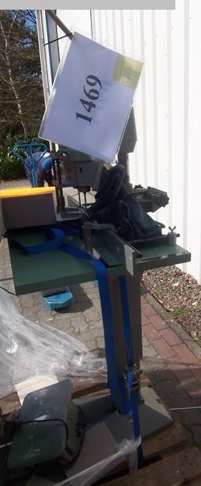 gebrauchte Weiterverarbeitung Papierbohrmaschine NAGEL Citoborma KOD