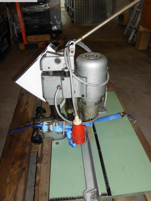 gebrauchte Weiterverarbeitung Papierbohrmaschine NAGEL Citoborma KOD 526-S 130