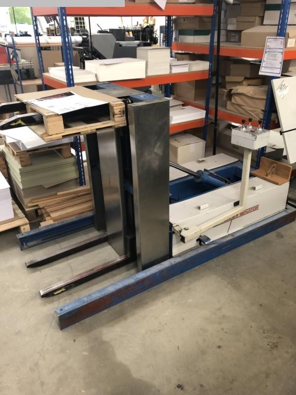 used Printing machine equipment Pile turner SCHNEIDER SENATOR/ROTEK 900