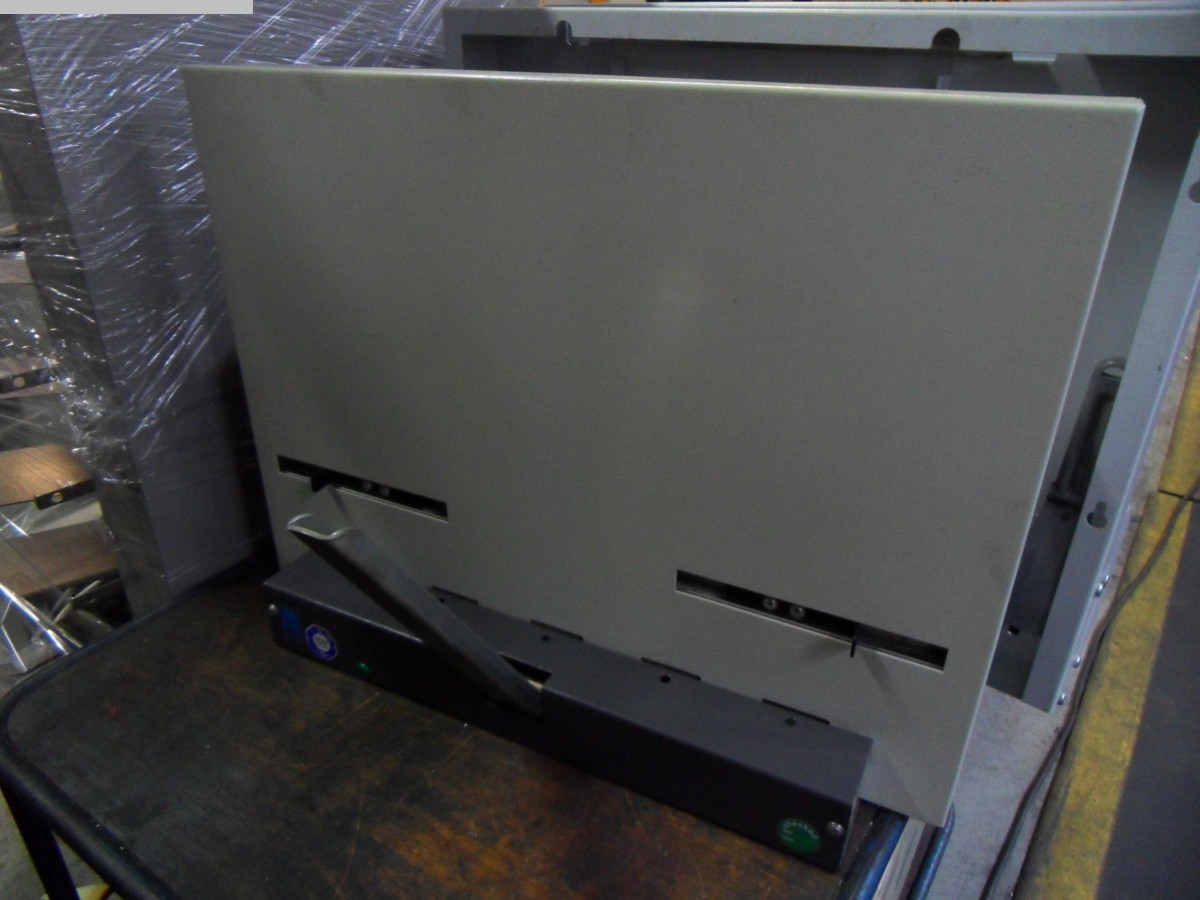 used Printing machine equipment Plate punchers anb plate benders BEIL 220-GTO