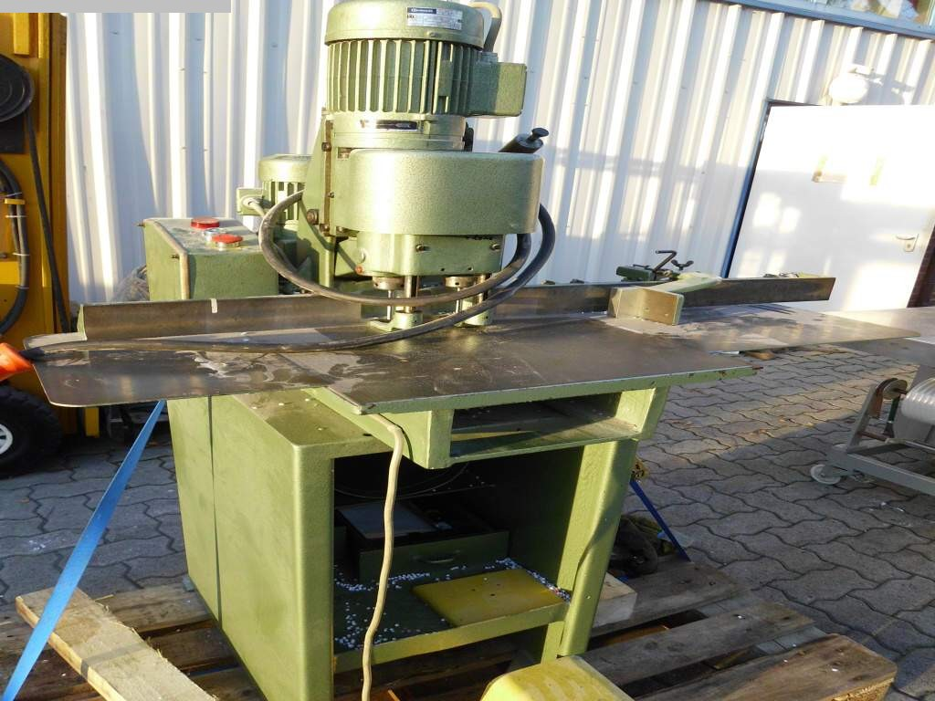 used postpress paper drilling machine HANG 136DK