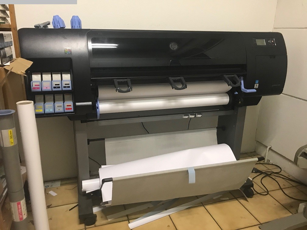 used postpress Other equipment HP HP Designjet Z6200