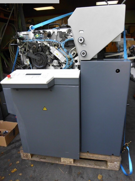 Kullanılmış baskı ekipmanları 2 renk / ünite HEIDELBERG QM 46-2