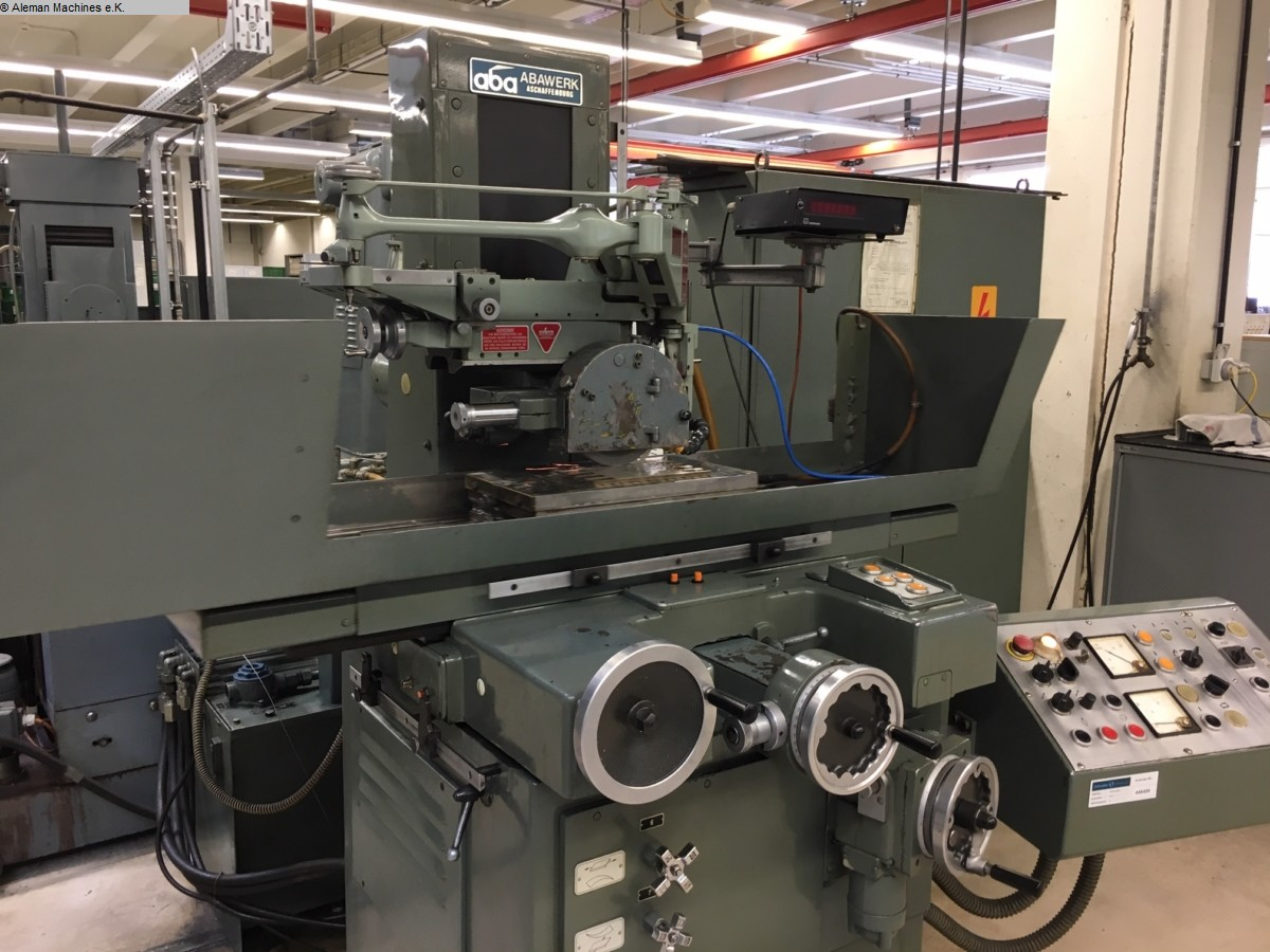 used Surface Grinding Machine ABA FF 450/30