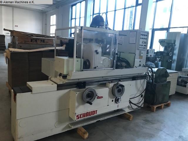 gebrauchte Schleifmaschinen Rundschleifmaschine SCHAUDT A 502 S 1000