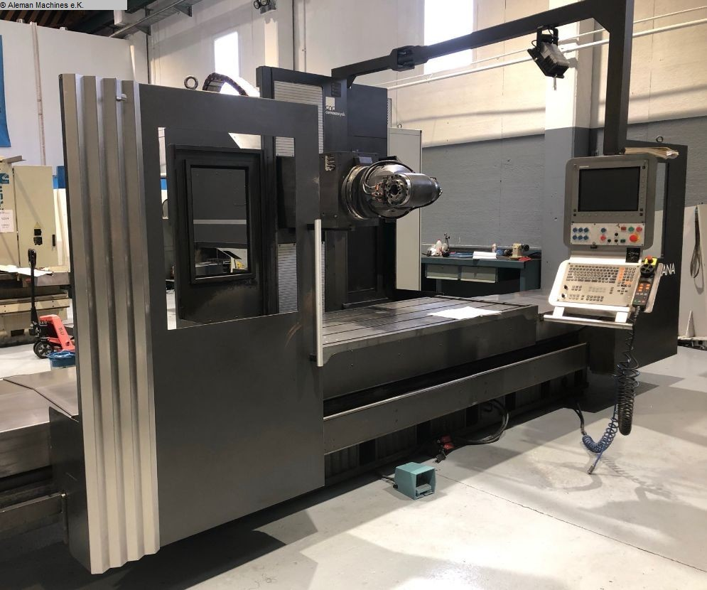 used  Bed Type Milling Machine - Universal CORREA DIANA 20