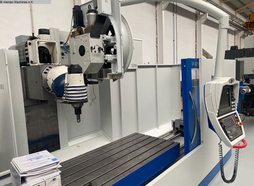 used Milling machines Bed Type Milling Machine - Universal SORALUCE TA 25 A