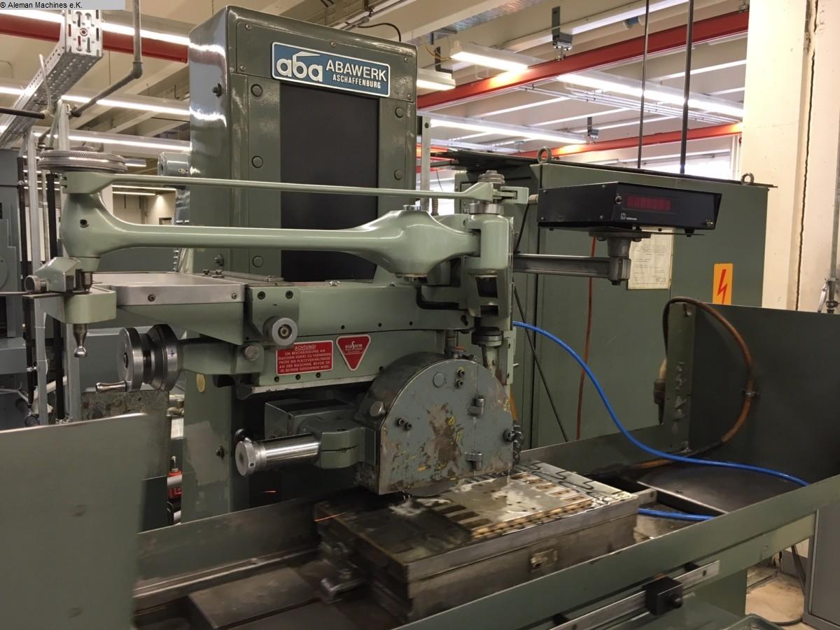 gebrauchte Flachschleifmaschine ABA FF 450/30