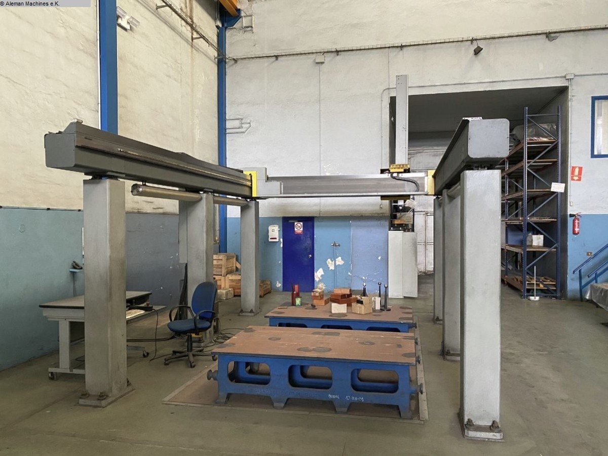 used Other Metal Processing Coordinate Measuring Machine DEA DEA ALPHA 20.50.15