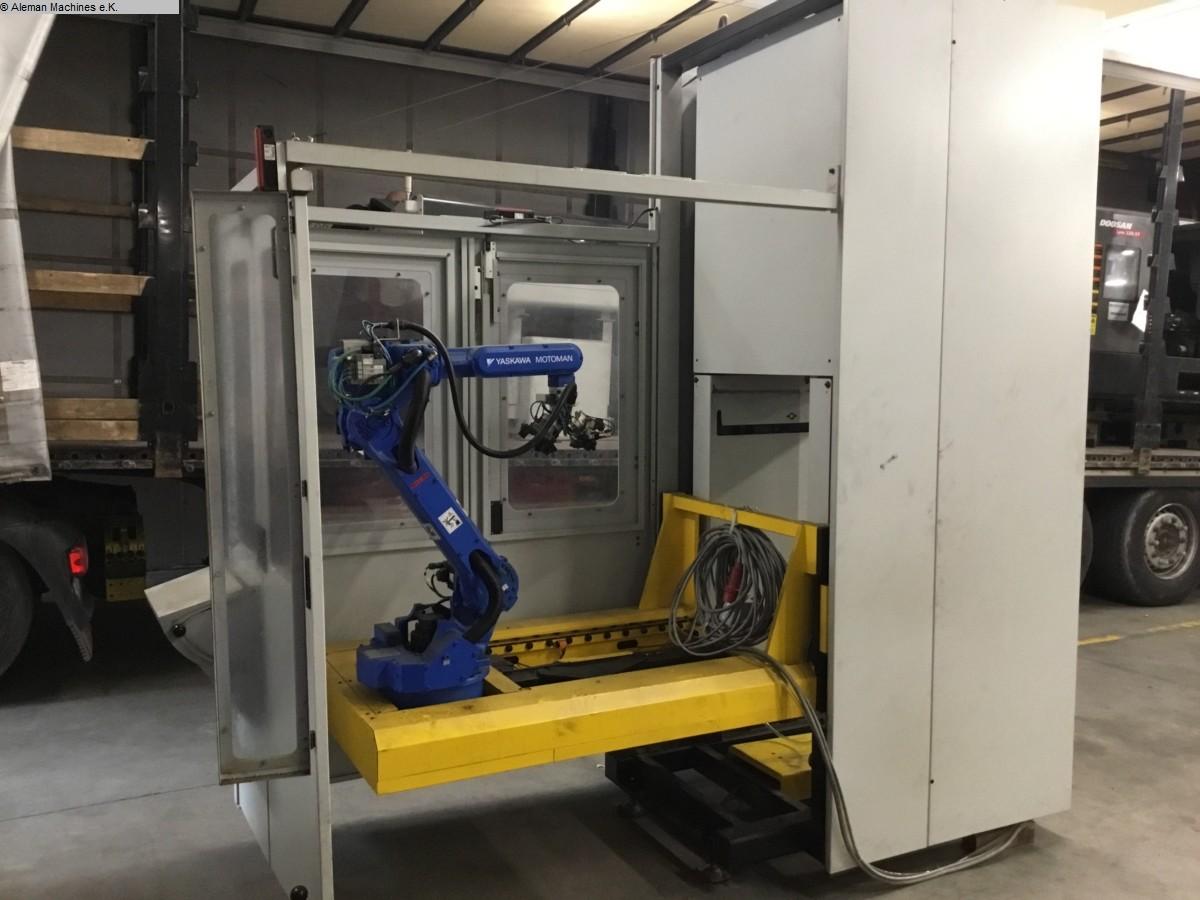 gebrauchte verschiedene Einrichtungen Roboter - Handling Meccano Automationen Roboterzelle PLR1