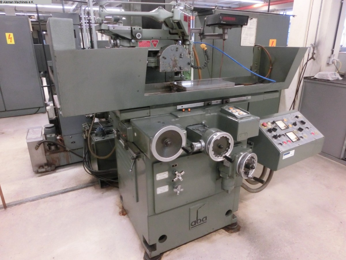 used Grinding machines Surface Grinding Machine ABA FF 450/30