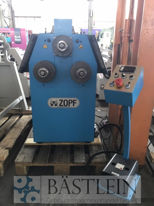 ZOPF ZB 80/2 H