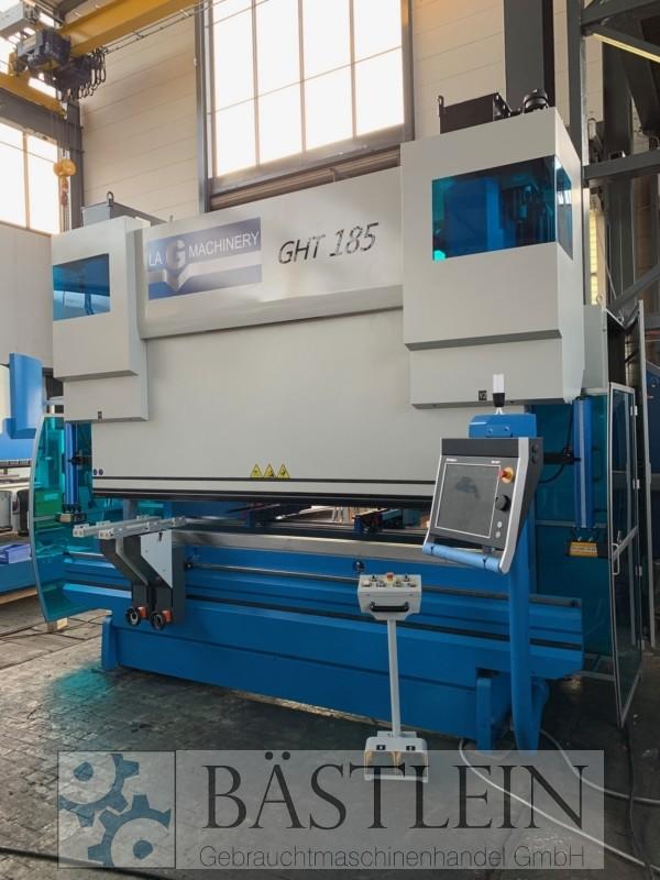 gebrauchte Blechbearbeitung / Scheren / Biegen / Richten Abkantpresse - hydraulisch LAG GHT 185-3000