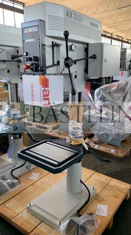 gebrauchte  Säulenbohrmaschine ALZMETALL AX 3/SV