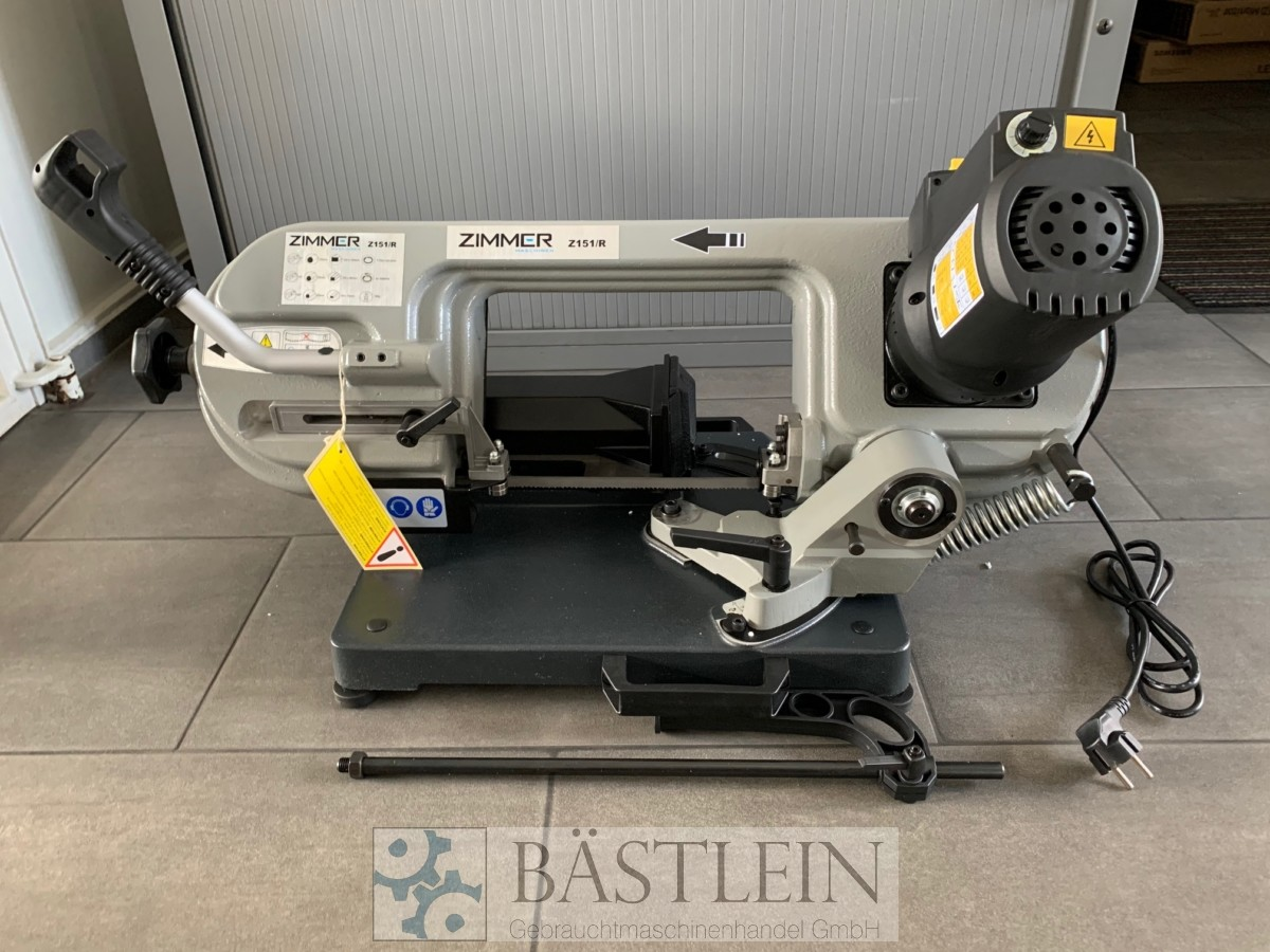 used Saws Band Saw ZIMMER Z 151/R
