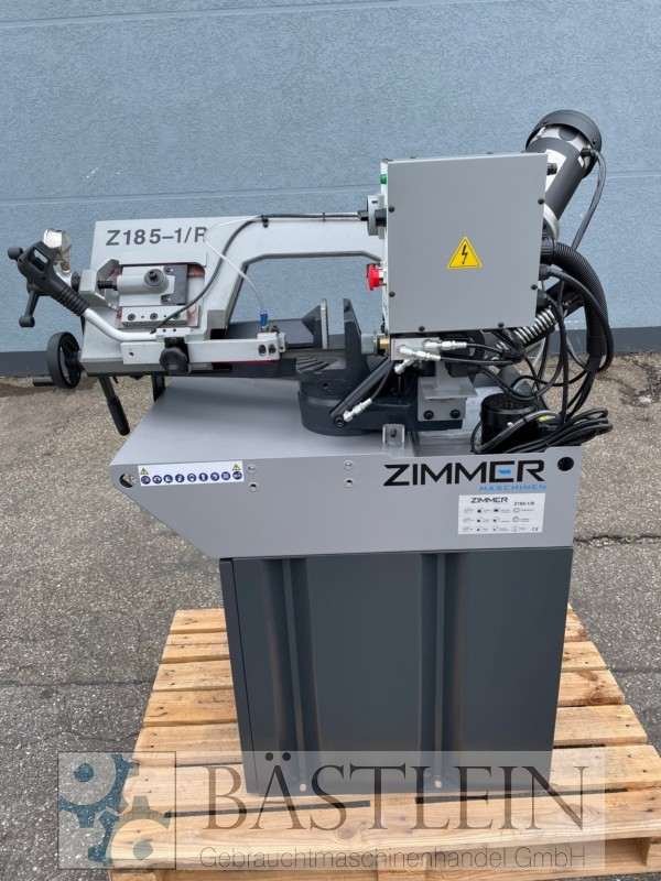 used Saws Band Saw ZIMMER Z 185-1/R