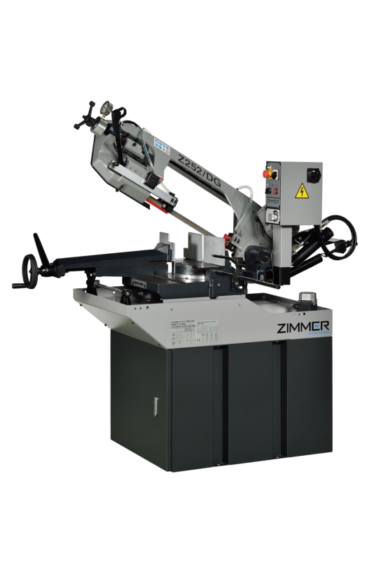 used Saws Band Saw ZIMMER Z252/DG