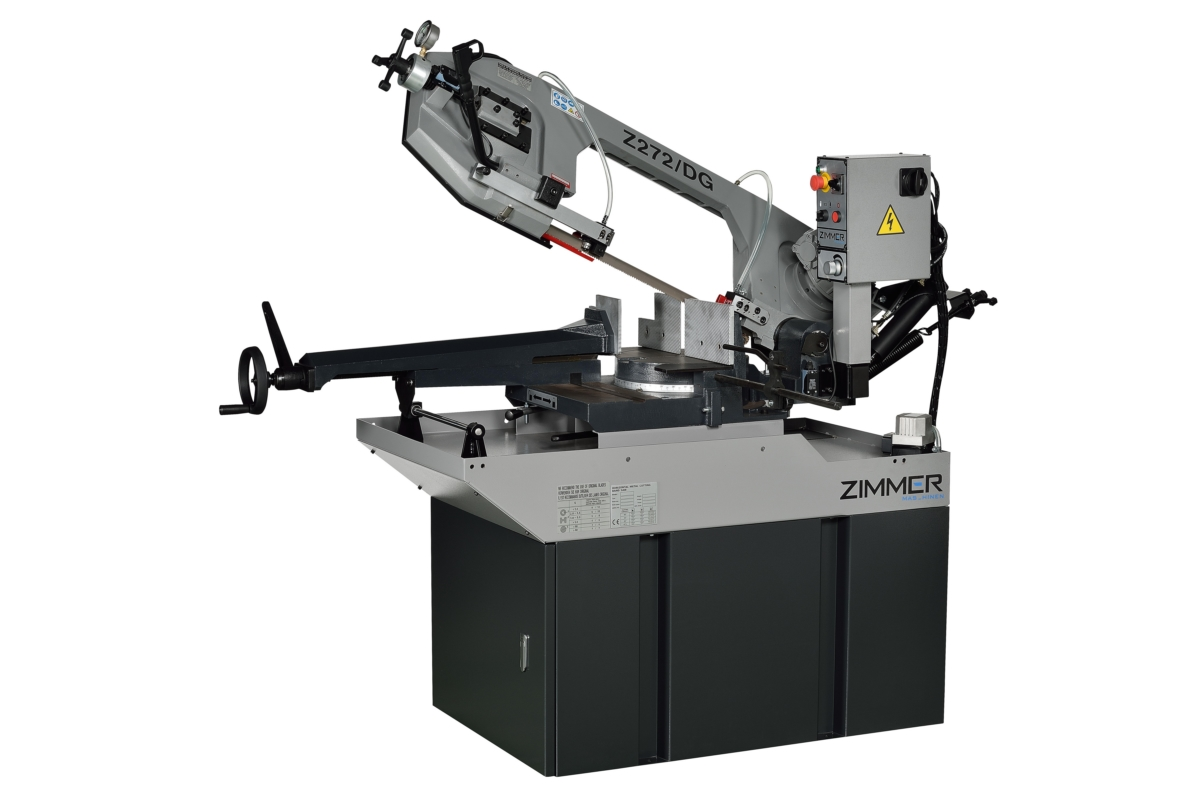 used Saws Band Saw ZIMMER Z272/DGV