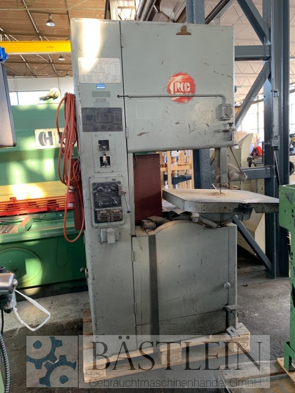 used Saws Band Saw - Vertical IDEAL BSO